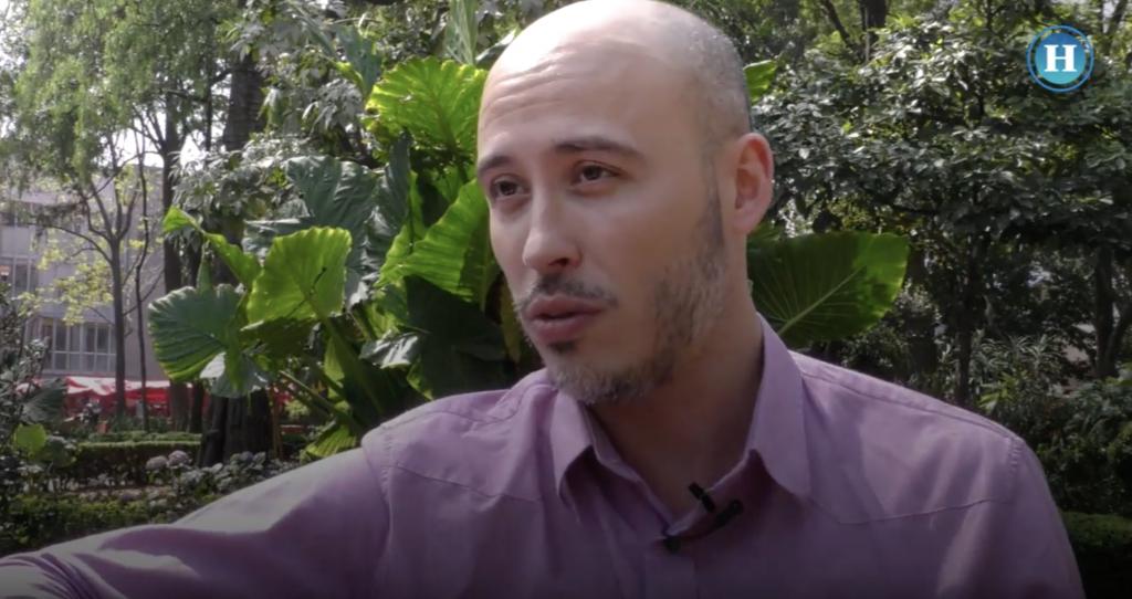 Entrevista con el cineasta Marcelo Tobar