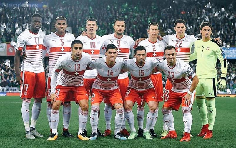 Suiza califica a Rusia 2018 tras empatar sin goles con Irlanda del Norte