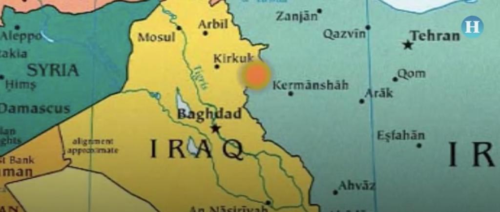 Sismo de magnitud 7.3 sacudió la frontera entre Irán e Irak