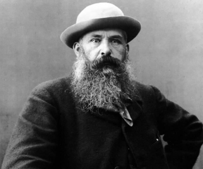 Hace 177 años nació el pintor impresionista Claude Monet