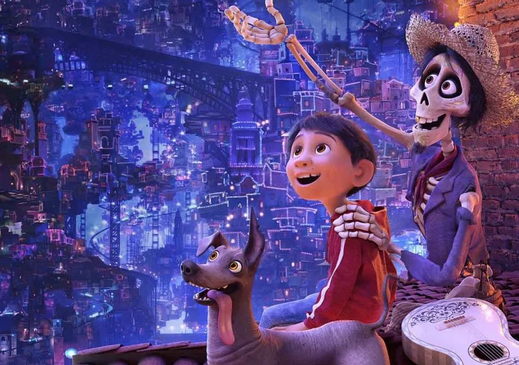 Coco, la película de animación más vista de la historia en México