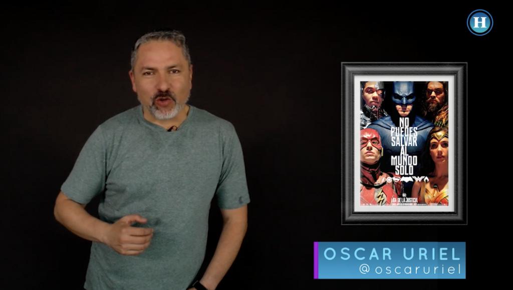 En el cine con Oscar Uriel – La Liga de la Justicia