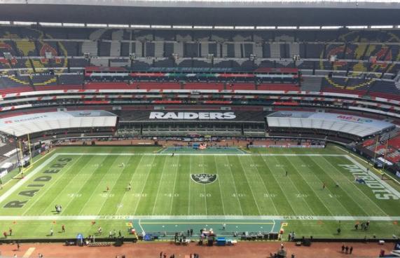 Habrá más NFL en México