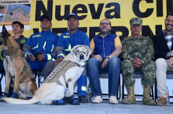 Frida ya tiene avión… y ahora construyen su Clínica veterinaria