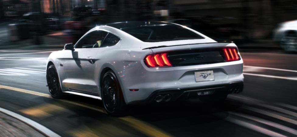 Ford Mustang México