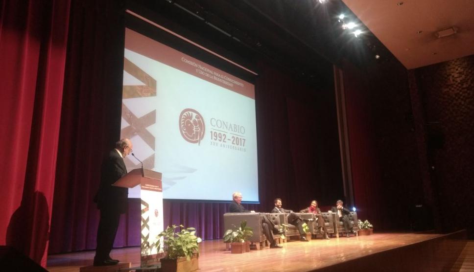 Celebran 25 años del conocimiento de la biodiversidad en México