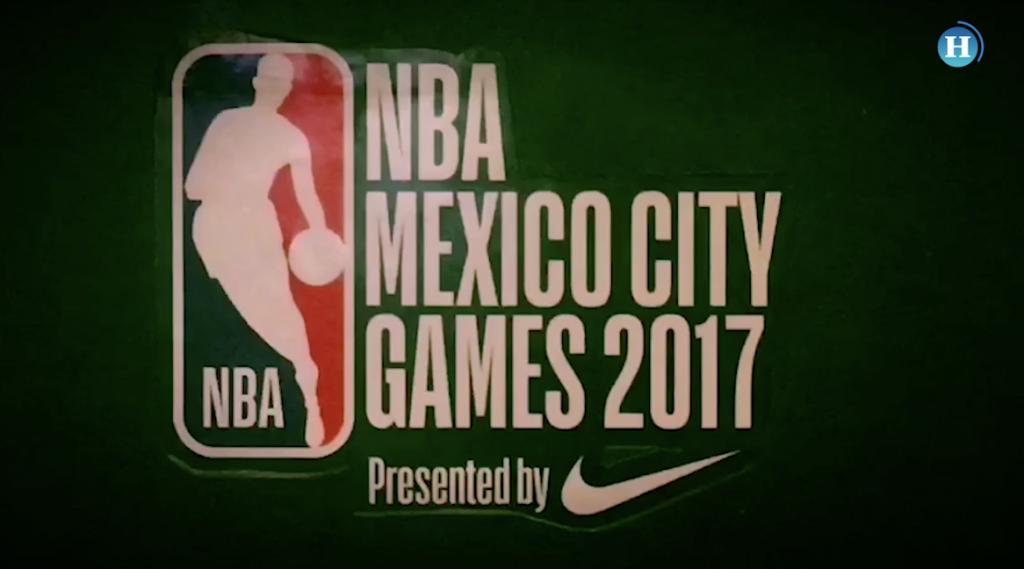 Inicia el brillo NBA en CDMX