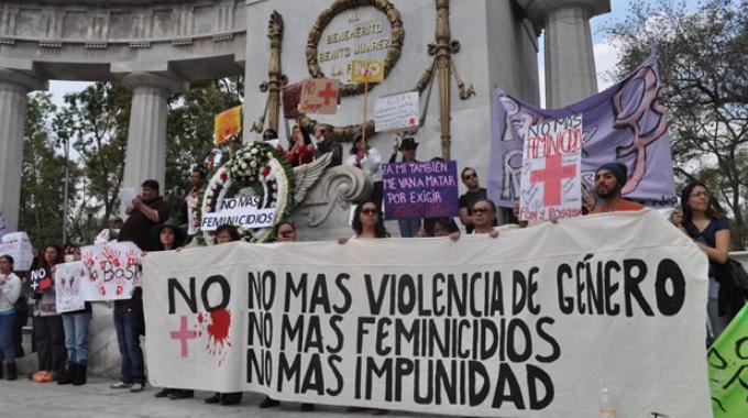 Feminicidios, en la impunidad