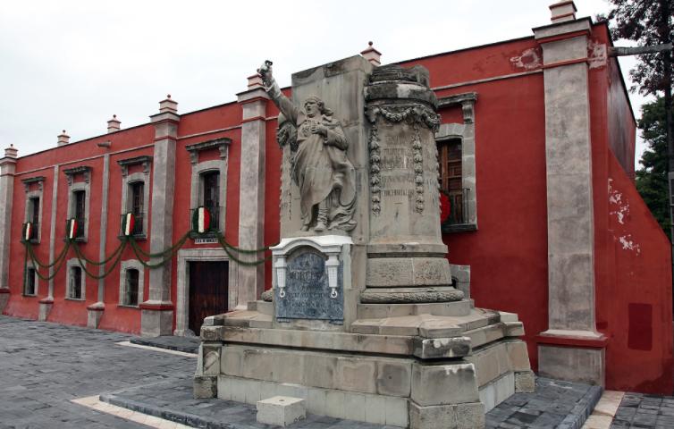 Casa Morelos abierta para Alfredo Del Mazo; cerrada para el público