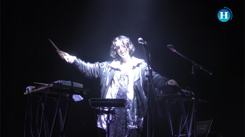 MUTEK MX festival para la experimención audiovisual