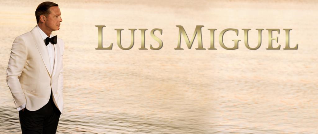 Luis Miguel oficial