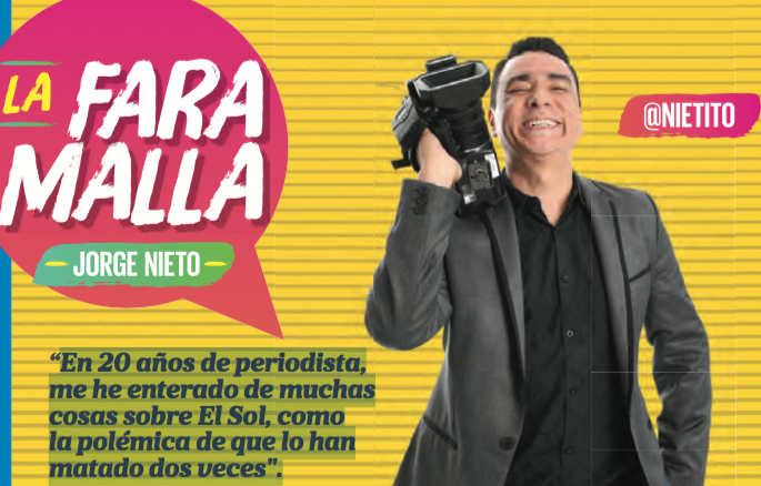 La Faramalla: El Sol regresó a México