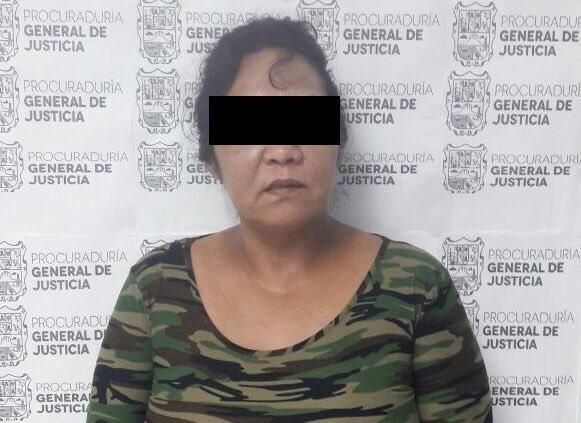 Hermana del Z40 es detenida en Nuevo Laredo