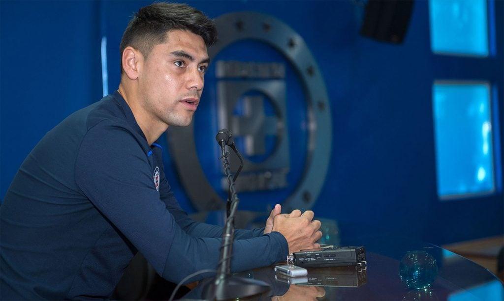 El delantero chileno Felipe Mora asegura que Cruz Azul merece estar en la liguilla y por eso ante Veracruz deben retomar lo que les dio fruto al inicio de la temporada