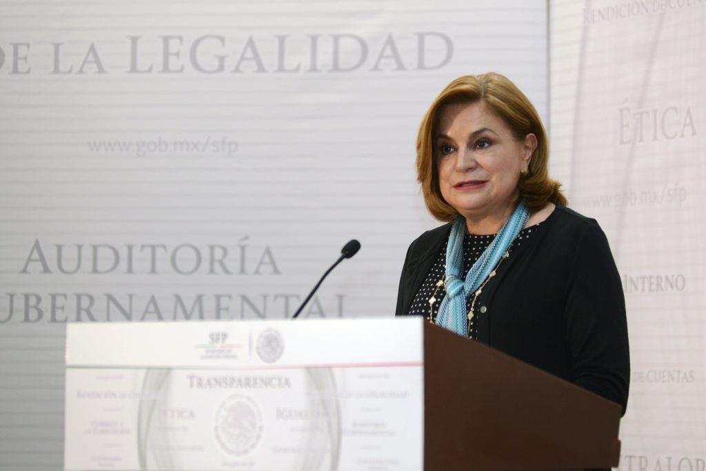 Arely Gómez. CUARTOSCURO.