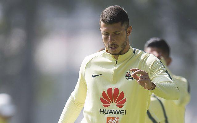 Para Guido Rodríguez, volante argentino del América, la eliminación en Copa permitirá a las Águilas enfocarse en ganar el título