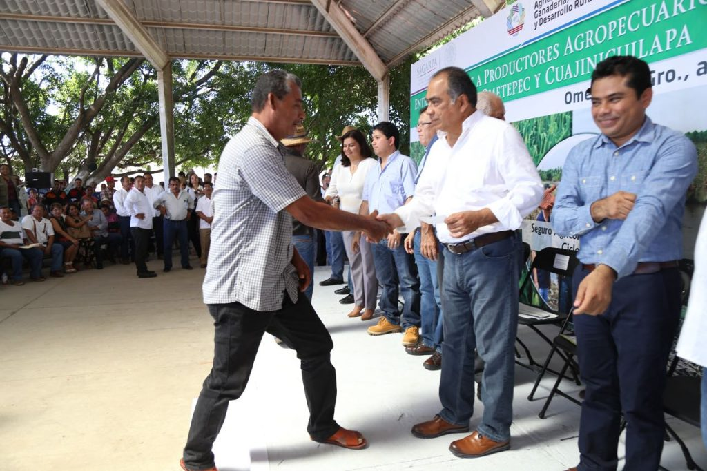 Comunicación social de Guerrero.