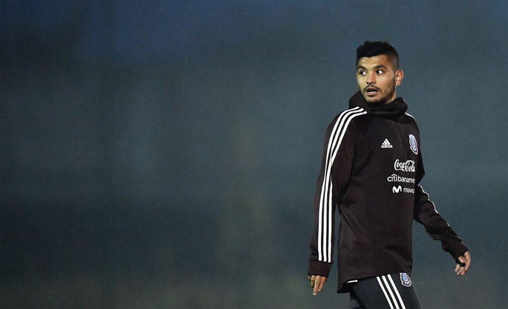"""Por problemas de salud de su esposa, José Manuel """"Tecatito"""" Corona abandonó la concentración de la Selección en Bélgica y regresó a Portugal"""