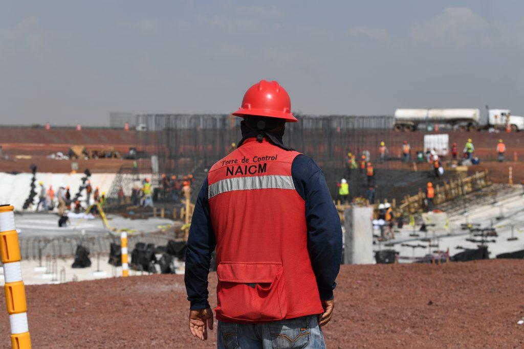#FOTOS: Vuelan recursos en el Nuevo Aeropuerto de la Ciudad de México