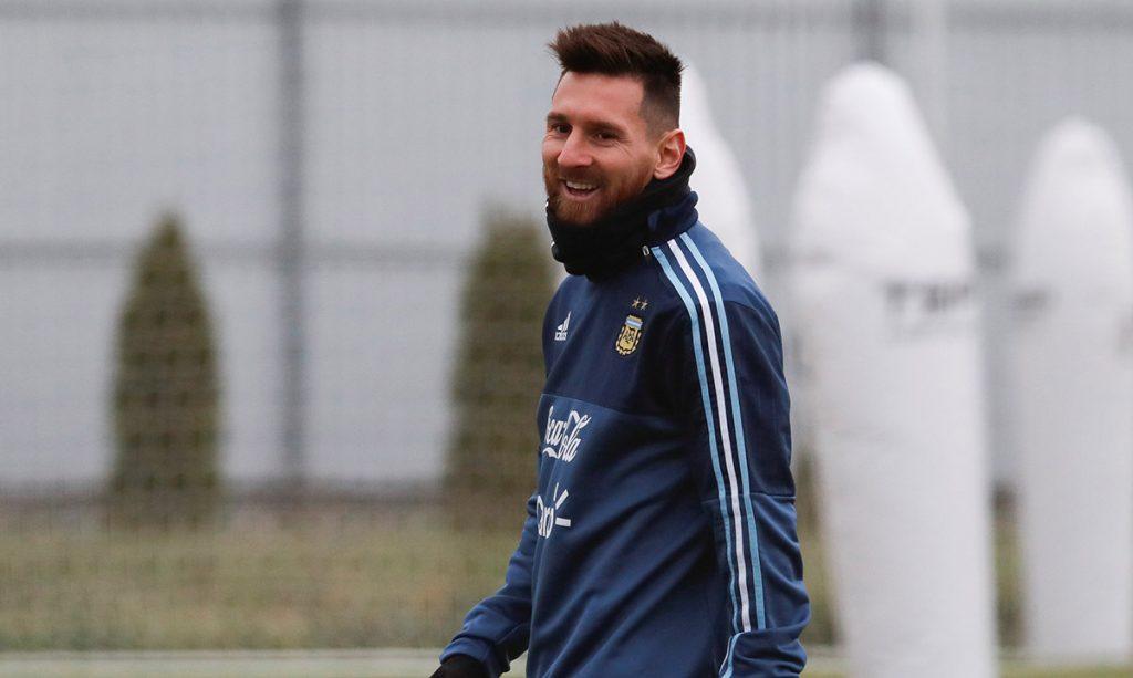 Lionel Messi, capitán de Argentina, señaló que las selecciones de España, Brasil, Alemania y Francia son candidatas para ganar el Mundial