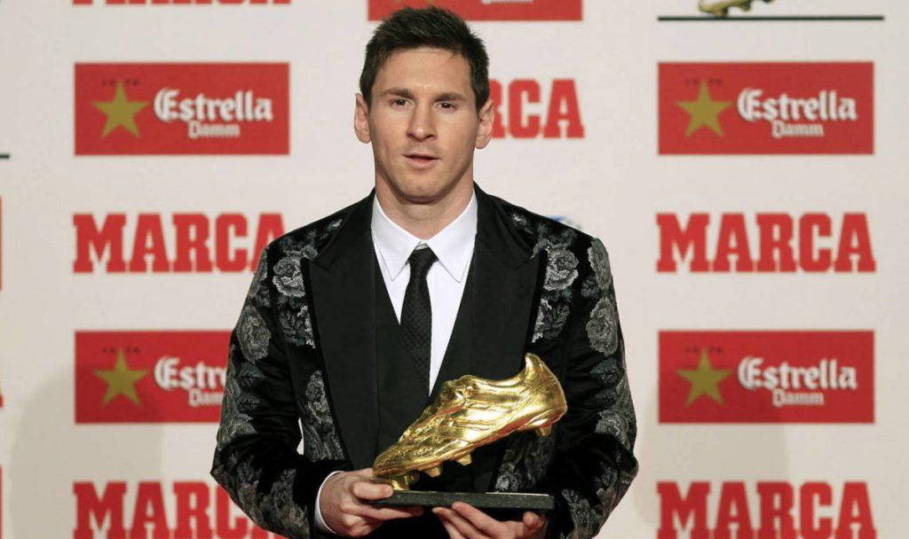 El astro argentino del Barcelona, Lionel Messi, recibirá este viernes su cuarta Bota de Oro de la UEFA como máximo goleador en Europa en la campaña 2016-17