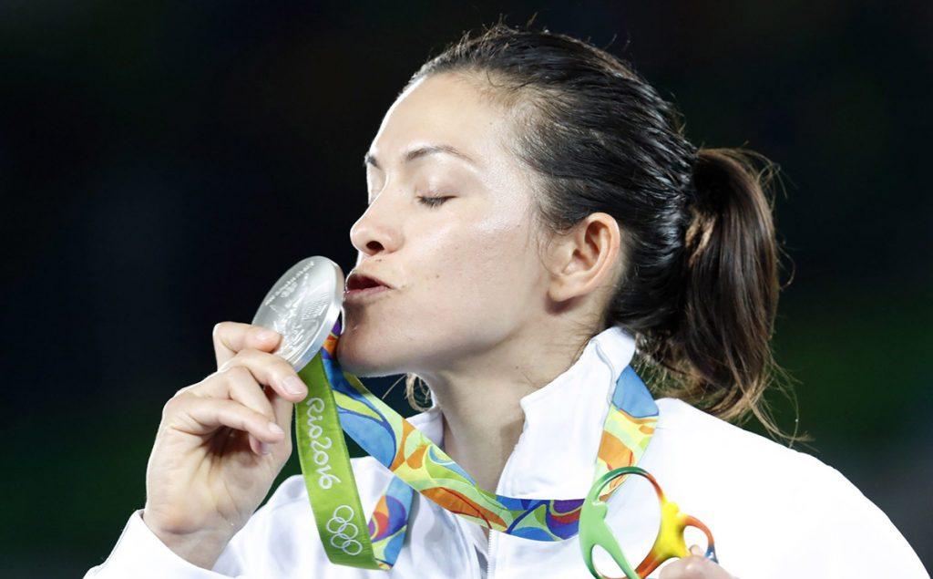 María Espinoza, la máxima figura del deporte olímpico mexicano celebra tres décadas de vida en una historia que aún tiene capítulos por escribir