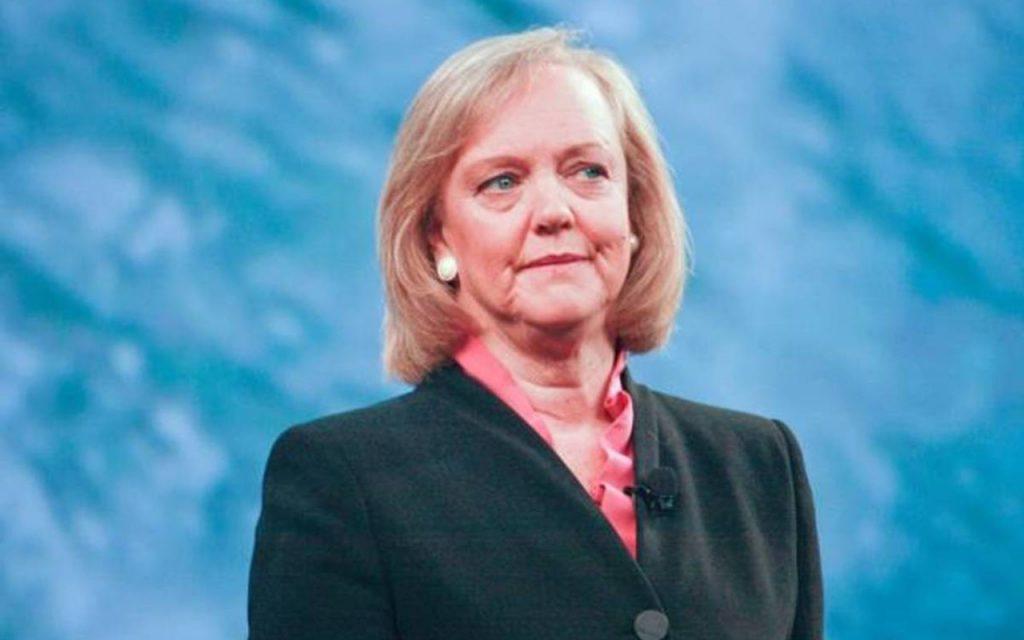 Presidenta de HP dejará cargo, fue el cerebro de su división corporativa