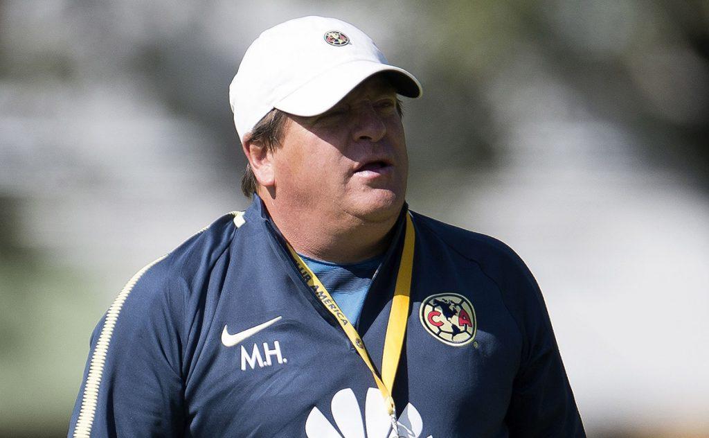 Para Miguel Herrera, técnico del América, la estadista sobre Cruz Azul genera confianza, pero en liguilla nadie le tiene tomada la medida a nadie