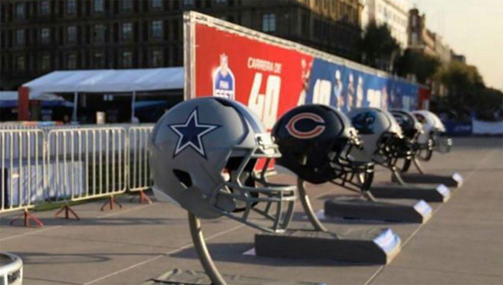 FOTO: NFL FAN FEST