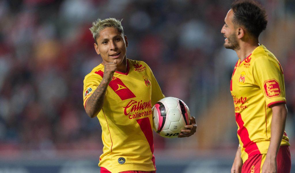 Monarcas Morelia le pegó 2-1 a Necaxa en Aguascalientes y los dejó fuera de la liguilla por el título; Atlas es el último clasificado