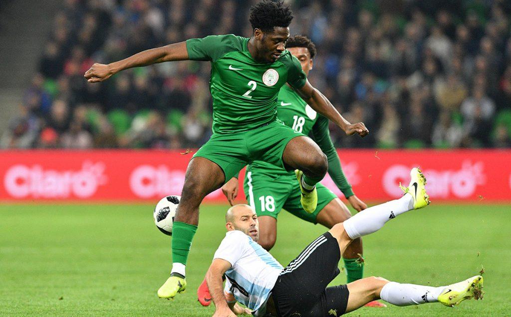 La selección de Nigeria vino de atrás para remontar un 2-0 y ganar 4-2 a una Argentina que sin Lionel Messi deja muchas dudas