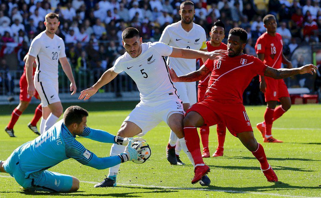 Este miércoles, Perú define ante Nueva Zelanda lo que sería su regreso a Copa del Mundo desde España 1982, el marcador global está 0-0