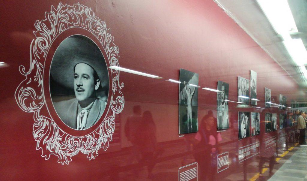 La plataforma musical Spotify preparó un playlist de Pedro Infante para festejar el centenario de su nacimiento; Metro inaugura exposición fotográfica