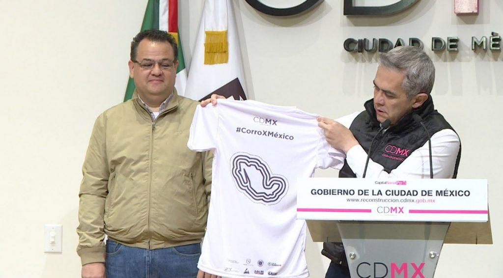 Autoridades de la CDMX, encabezadas por Miguel Ángel Mancera, dieron a conocer que los eventos del 26 de octubre al 5 de noviembre generaron más de 4 mil millones de pesos