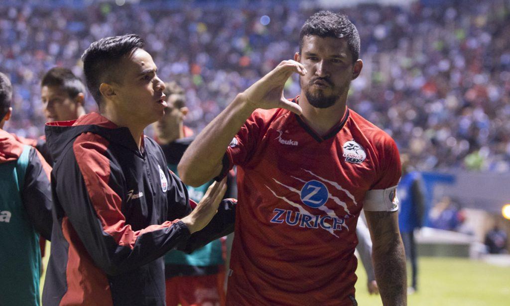 Con solitario gol del Maza Rodríguez, Lobos BUAP cerró el torneo venciendo a domicilio al Puebla