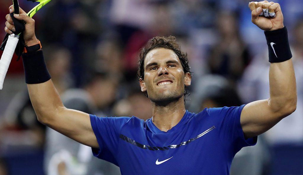 Con su victoria sobre el sudcoreano Hyeon Chung en la segunda ronda del Masters de París, Rafael Nadal aseguró el primer sitio en el ranking de la ATP