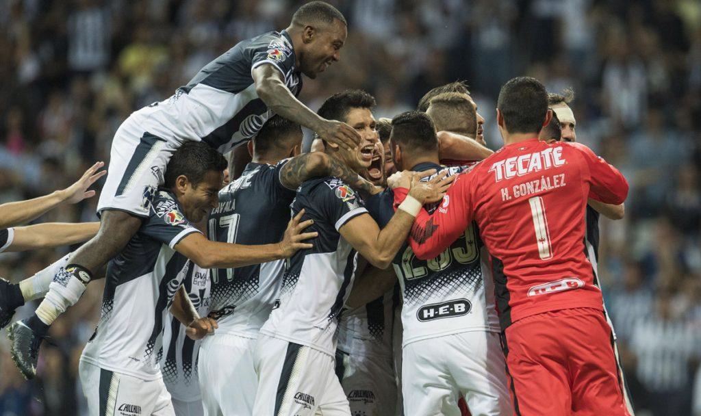 Los Rayados del Monterrey y las Águilas del América no se hicieron daño en los 90 minutos y desde los once pasos las Águilas fallaron todos sus disparos