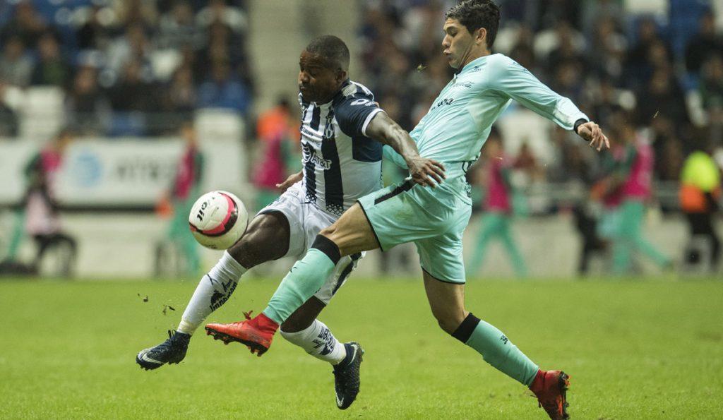 El súper líder Monterrey no pudo vencer a Santos Laguna y terminaron 1-1 en duelo pendiente de la Jornada 11