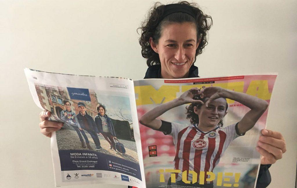Tania Morales salió de un torneo adverso, hasta consagrarse con el primer gol olímpico de la Liga MX Femenil