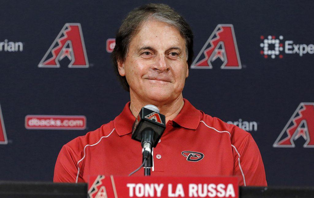 Los Medias Rojas de Boston anunciaron que el experimentado ex manager Tony La Russa llega al equipo como vicepresidente y asistente especial