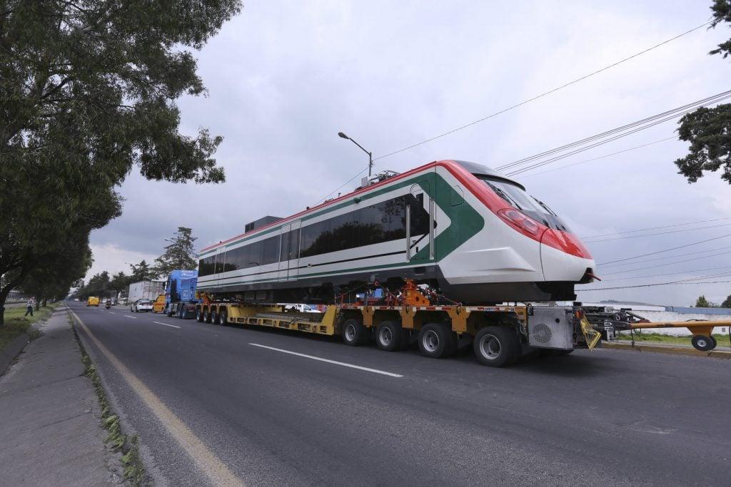 Tren Interurbano. CUARTOSCURO.