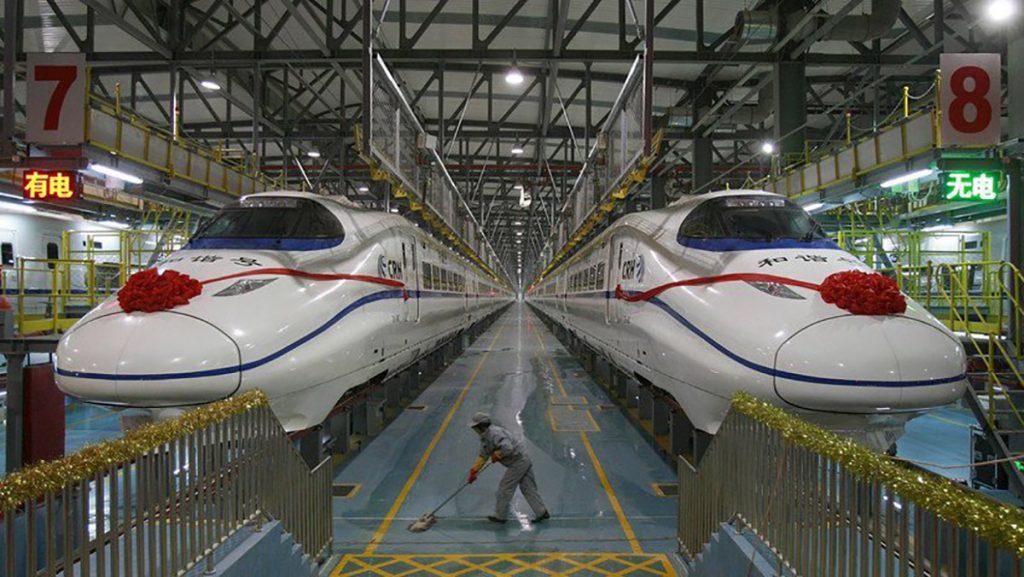 La Secretaría de Comunicaciones y Transportes negó tener una deuda con China tras la cancelación del proyecto del tren de alta velocidad México-Querétaro