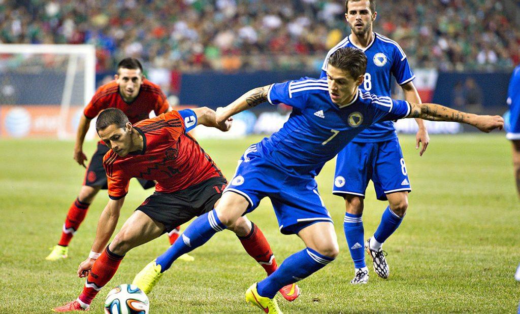 La Federación Mexicana de Fútbol informó que el primer partido de preparación del Tricolor rumbo al Mundial de Rusia será el 31 de enero en Texas ante Bosnia Herzegovina