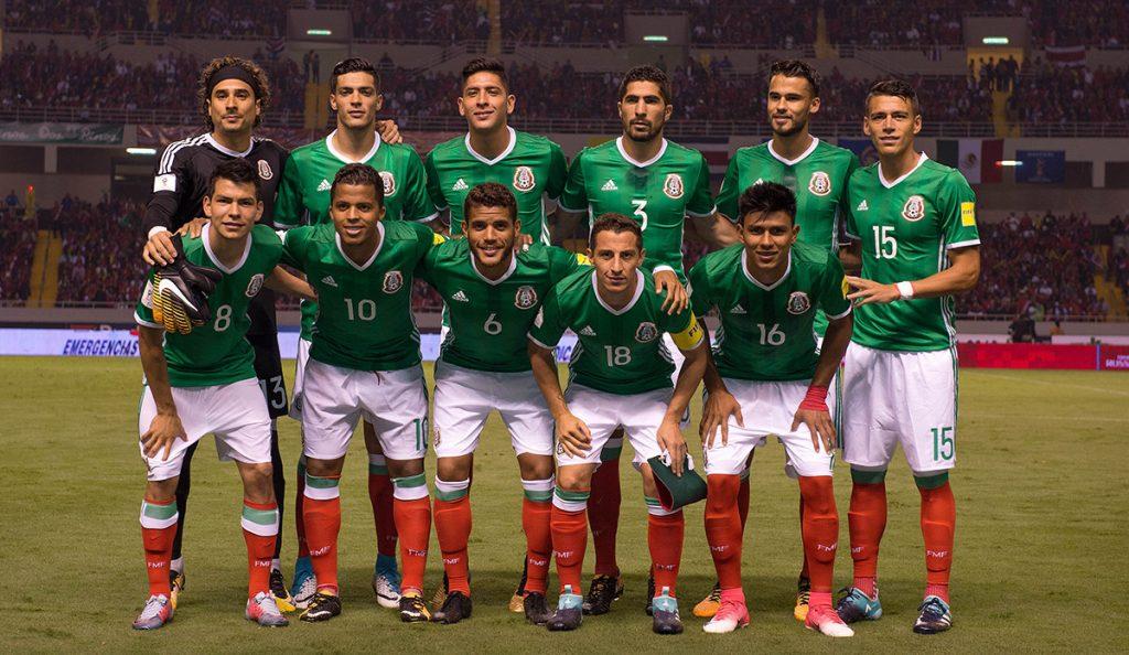 La Selección Mexicana de Fútbol se mantuvo en el lugar 16 de la clasificación mensual de la FIFA, luego de su empate y triunfo en los partidos en Europa