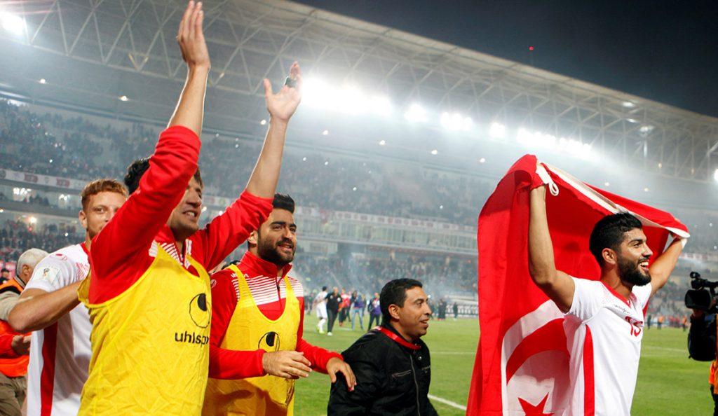 Marruecos y Túnez completaron las plazas africanas para el Mundial de Rusia; Irlanda y Perú sacaron el 0-0 en sus visitas a Dinamarca y Nueva Zelanda, respectivamente