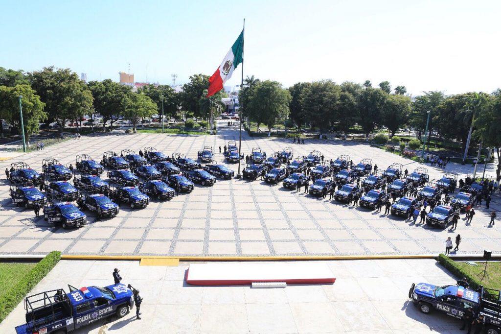 Entrega Quirino Ordaz, su Primer Informe de Gobierno en Sinaloa
