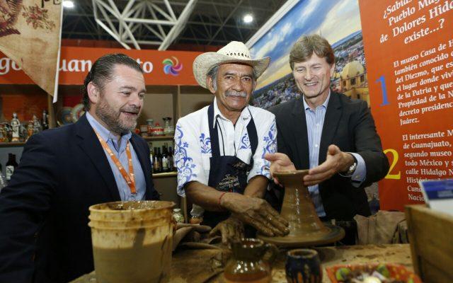 Inauguran cuarta edición de la Feria de los Pueblos Mágicos