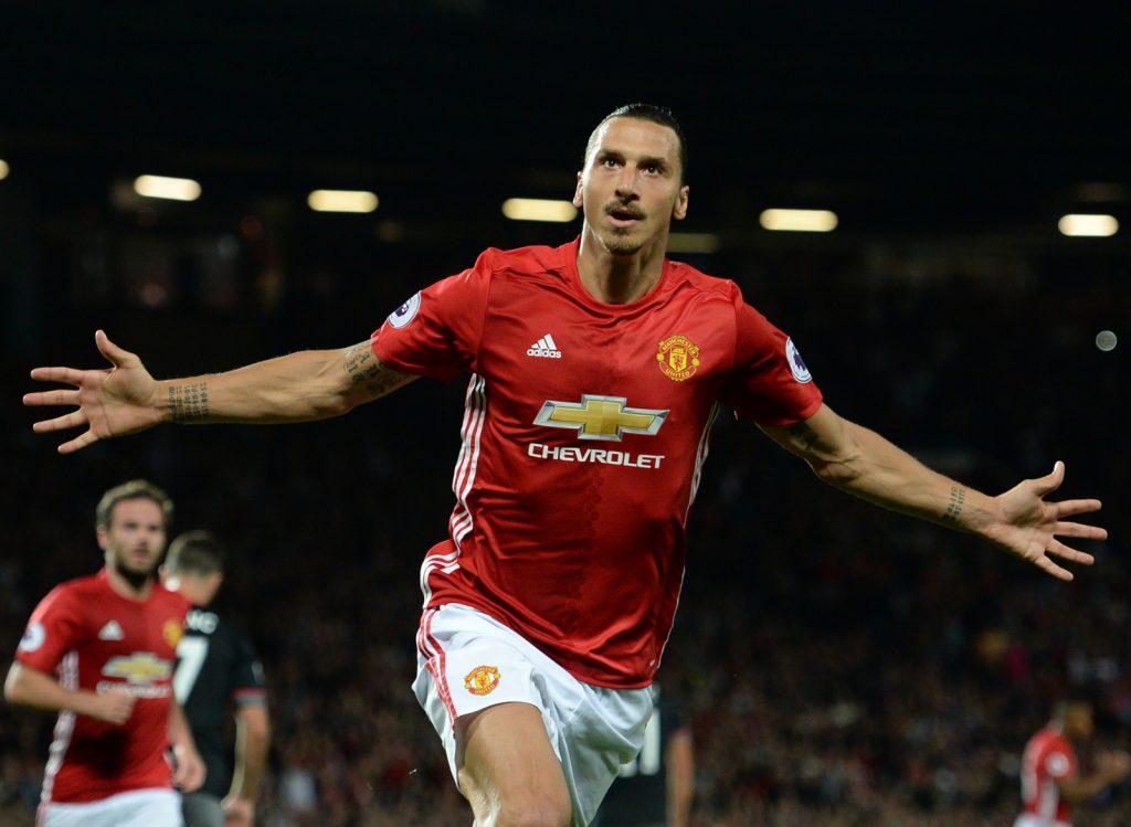 Zlatan Ibrahimovic, Paul Pogba y Marcos Rojo están en condiciones de jugar este sábado con el Manchester United ante el Newcastle