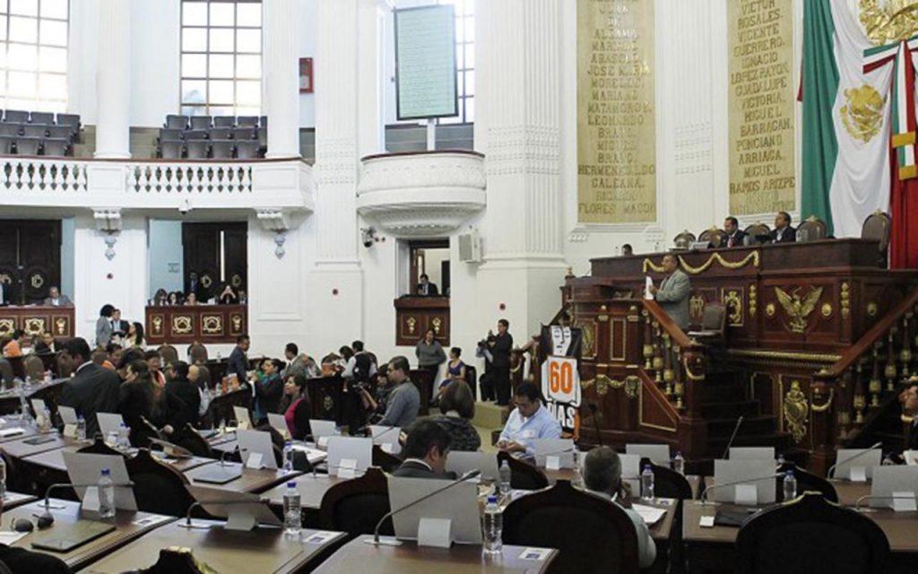 "Asamblea Legislativa ""gastalona"", eroga en 6 años 10 mil mdp"