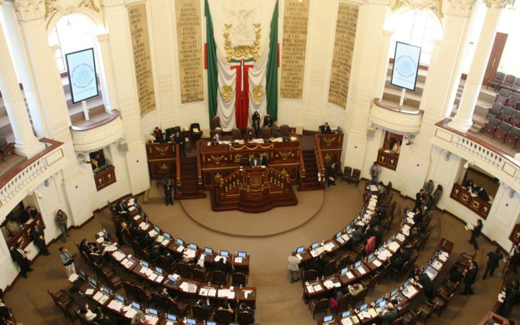 Aprueba ALDF Ley de Reconstrucción de CDMX tras sismos